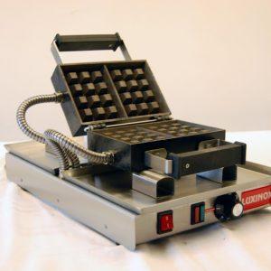 Luxinox Waffle Iron Willy Vanilli verdeler België