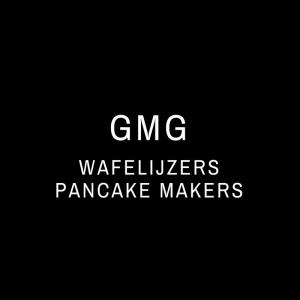 GMG waffle iron pancake maker Willy Vanilli head product image